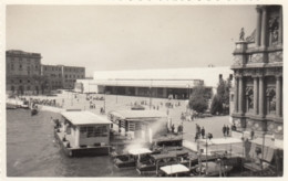 AK - Italien - Venedig - Bahnhof 1956 - Venezia (Venedig)