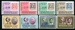 Haiti  SC# 781-8  Complete Set MNH - Haití