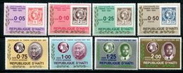 Haiti  SC# 781-8  Complete Set MNH - Haiti