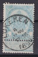 N° 56 LOKEREN - 1893-1907 Coat Of Arms