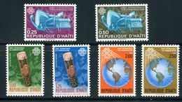 Haiti  SC# 789-94  Complete Set MNH - Haiti