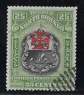 Bornéo Du Nord N°162 - Oblitéré - TB - Asia (Other)