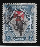 Bornéo Du Nord N°158 - Oiseaux - Oblitéré - TB - Asia (Other)