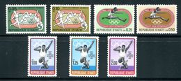 Haiti  SC# 795-801  Complete Set MNH - Haiti