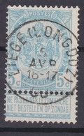 N° 56  LIEGE LONGDOZ Concours - 1893-1907 Coat Of Arms