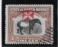 Bornéo Du Nord N°150 - Oblitéré - TB - Asia (Other)