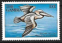 GAMBIA - MNH - 1997 : Brown Pelican -   Pelecanus Occidentalis - Pellicani