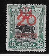 Bornéo Du Nord N°160 - Oblitéré - TB - Asia (Other)