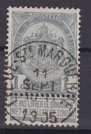 N° 53 Défauts LIEGE SAINTE MARGUERITE - 1893-1907 Coat Of Arms