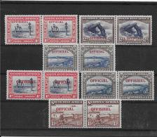 Sud Ouest Africain - Service - Neuf* Avec Charnière - TB - Timbres