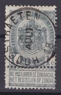 N° 53 HOOGSTRAETEN - 1893-1907 Armoiries