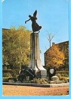 Boom (Antwerpen)-Gedenkteken Voor Gesneuvelden Van Beide Wereldoorlogen-Beeldhouwer:B. Gerrits - Boom