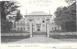 Solre-Sur-Sambre NA10: Château M. Pirolle 1906 - Erquelinnes