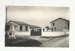 Cp, 79 ,  CAUNAY ,groupe Scolaire ,école ,photo R. Guillon ,  Vierge - France