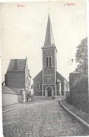 Nimy NA12: L'Eglise 1909 - Mons
