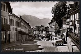 D0082 - TOP Murnau - Fahrzeug Auto Tankstelle Car Oldtimer - Cramer - Garmisch-Partenkirchen