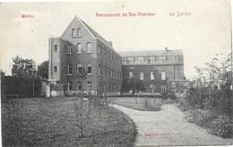 Nimy NA13: Pensionnat De Ste-Thérèse. Le Jardin 1908 - Mons
