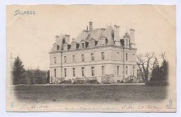 86 SILLARDS - SILLARS - Château De La Fouchardière - Courrier Carte-lettre De 1902 - France