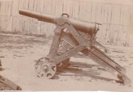 Photo 14-18 Un Vieux Canon (A216, Ww1, Wk 1) - War 1914-18