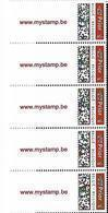 Belg. 2019 - COB N° 4831 ** - Mystamp PRIOR (ADHESIF) - Belgique