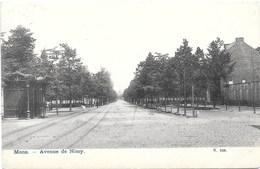 Mons NA59: Avenue De Nimy 1906 - Mons