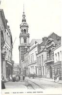 Mons NA60: Rue De Nimy. Hôtel Des Postes 1906 - Mons