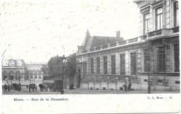 Mons NA61: Rue De La Houssière 1905 - Mons