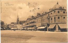 Mons NA62: La Grand'Place 1906 - Mons