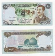 Irak  P. 73  25 Dinars 1986 UNC - Iraq