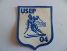 ECUSSON EN TISSU  U S E P 04 SKI - Patches