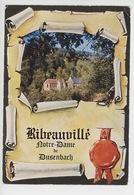 Ribeauville : Notre Dame De Dusenbach - Parchemin - Ribeauvillé