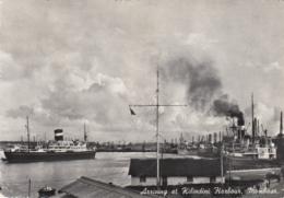 AK - Kenia - Mombasa Hafen - Arriving At Kilindini Harbour - 1955 - Kenia