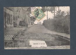 95 - MOURS  /  N°  9   -  LE GUE   (carte Qui A Voyagé En 1907) - Mours