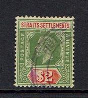 STRAITS SETTLEMENT....1912...Scott #166 - Straits Settlements