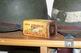 Pain TNT US WW2... Vide ! - Armes Neutralisées