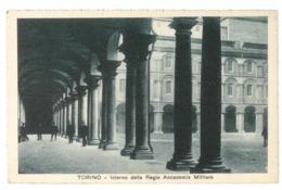 Italie. Torino, Interno Della Regia Accademia Militare (10248) - Education, Schools And Universities