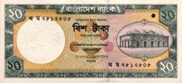 Bangladesh 20 Taka, P-40a (2002) - UNC - Bangladesh