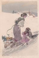 Hauby S.  -  Un Pesante Carrettino  -  Ediz.  Zagrab  ,  Serie 212 - Illustratori & Fotografie
