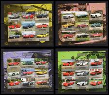 Series 4 Of The MNH Unit - FERRARI - Transport - Auto - Used - 2019 - Papua - Voitures