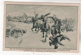 +3143,  Feldpost, Schlacht Bei Metz - Guerre 1914-18