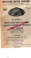 79- NIORT - PUBLICITE  REFECTEUR MATIERE PLASTIQUE LUMAPEL- RADIO ELECTRICTE R. BEAUCHAMP- 16 AVENUE PARIS- ELECTRICIEN - Electricity & Gas