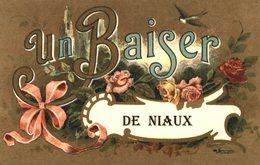 10196      NIAUX   UN BAISER - Otros Municipios