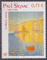 Timbre Neuf ** N° 3584(Yvert) France 2003 - Tableau De Paul Signac - Neufs