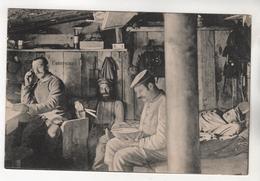 +2917, Unterstand - Guerre 1914-18