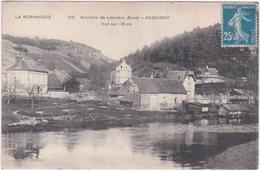 27. ACQUIGNY. Vue Sur L'Eure. 218 - Acquigny