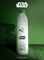 STAR WARS D-O SPRINKLE VERY LIMITED ISSUE COLLECTORS ITEM - ONLY IN THAILAND - Merchandising