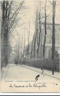 Watermael  *   L'Avenue Léopold Wiener  (Couvent Et Chapelle) - Watermael-Boitsfort - Watermaal-Bosvoorde