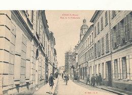 EVREUX  Rue De La Préfecture - Evreux