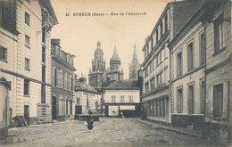 EVREUX  Rue De L'abreuvoir - Evreux