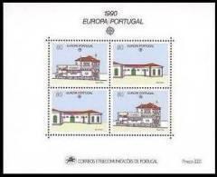 CEPT 1990 Portugal Yvertn° Bloc 72 *** MNH Cote 11 Euro - 1990
